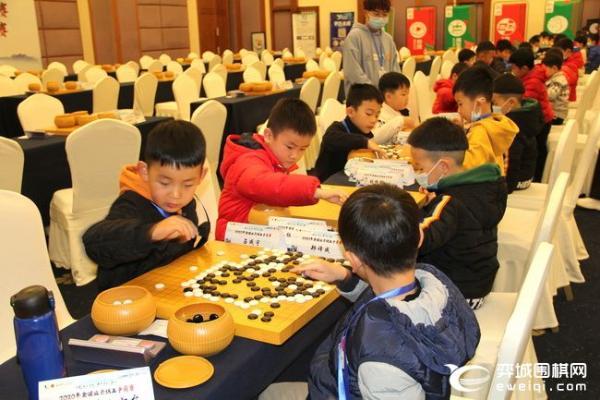 全国业余棋王争霸赛总决赛开战 业余四天王同场角逐