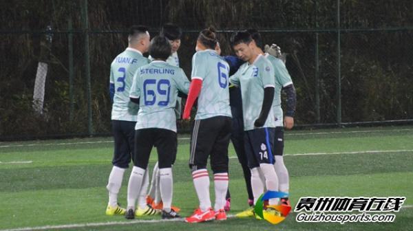 魅力之夜2020赛季7人制足球冬季联赛 NBFC2-2伙伴
