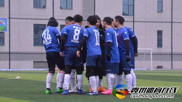 都柳江3-2思南人 刘宇航进球获评最佳
