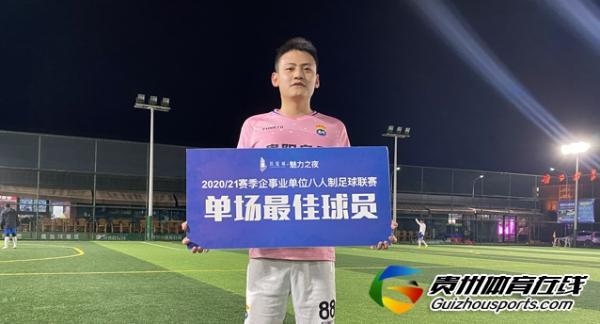 铁建城2020/21赛季企事业单位八人制 贵阳皇马4-2联众科创