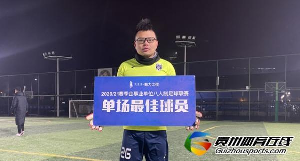 铁建城2020/21赛季企事业单位八人制 贵州筑诚2-4三三·仁志