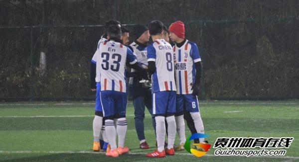 魅力之夜2020赛季7人制足球冬季联赛 南葛1-13品诚佳安
