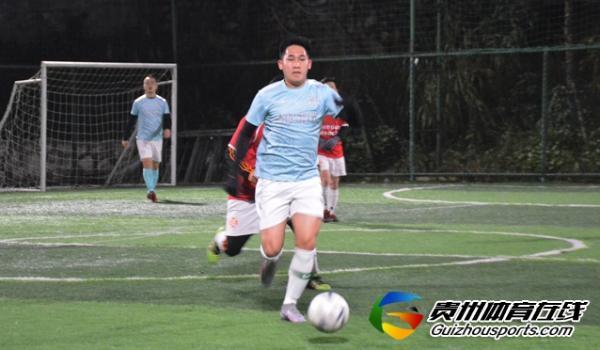 魅力之夜2020赛季7人制足球冬季联赛 潘潘小厨3-3鼎欣前程