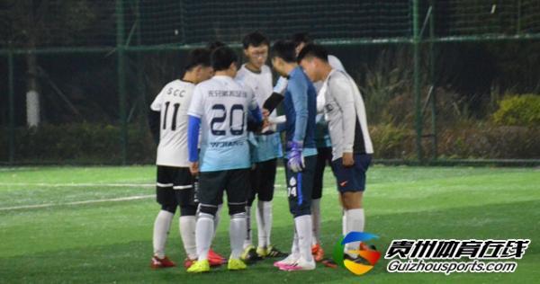 魅力之夜2020赛季7人制足球冬季联赛 金多多9-3NBFC