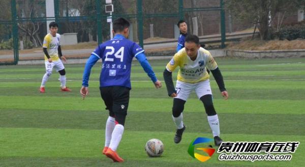 藤酿·黔灵FC0-3伙伴 方佳翔取得进球