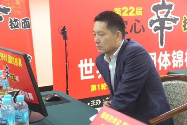 聂卫平胜光一 常昊屠龙依田 农心特邀赛中国2-0日本
