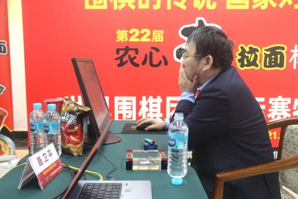 常昊完胜李昌镐中韩1-1 中国队获得农心特邀赛亚军