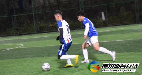 魅力之夜2020赛季7人制足球冬季联赛 南葛2-9福电98