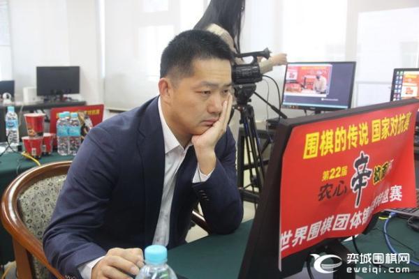 聂卫平胜依田重现擂台传奇 农心特邀赛中国2-0日本