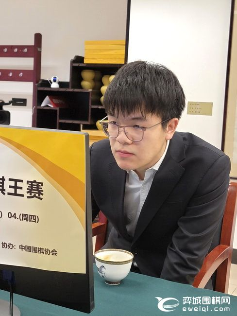 LG杯总决赛第二场正在直播 唐解释柯洁VS沈