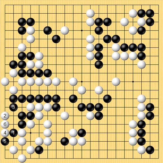 LG杯决赛柯洁出现错觉申旻埈扳平比分 4日决胜局