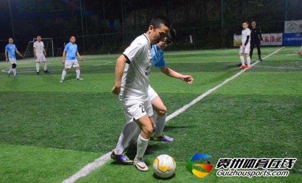 魅力之夜2020赛季7人制足球冬季联赛 悦千山4-6赤水河老年队