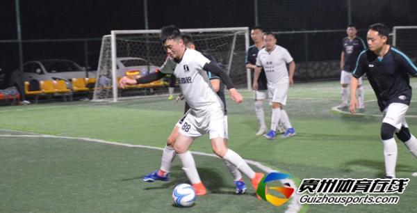 魅力之夜2020赛季7人制足球冬季联赛 蓝翼1-4赤水河老年队