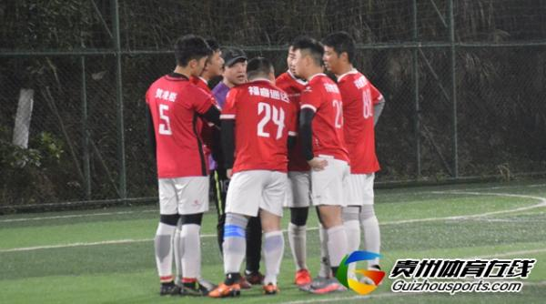 魅力之夜2020赛季7人制足球冬季联赛 蓝翼1-5悦千山