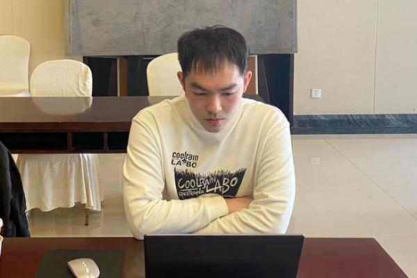 天元赛辜梓豪逆转李轩豪 上届亚军连笑晋级半决赛