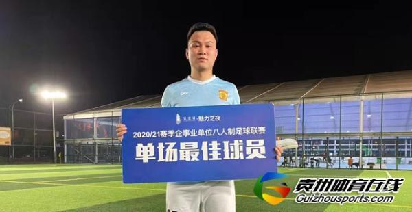 铁建城2020/21赛季企事业单位八人制 黔云联创LINK5-0林城筑梦