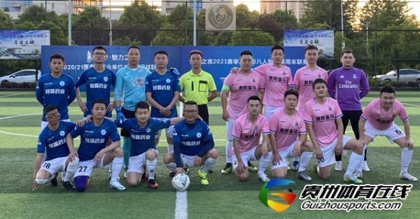 铁建城2020/21赛季企事业单位八人制 贵阳皇马3