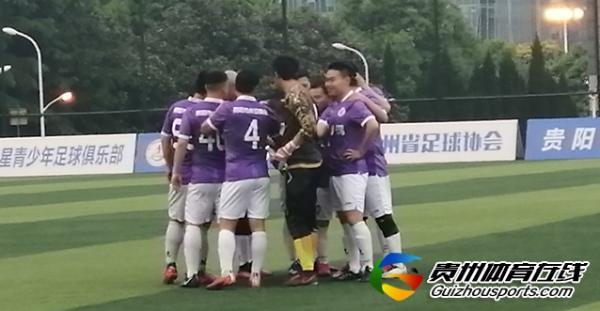黔锋7-1QQ达人 柏杰上演帽子戏法