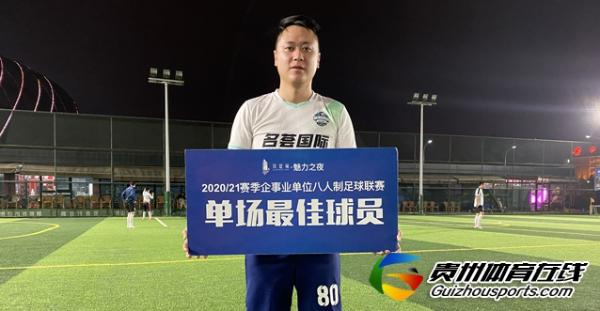 铁建城2020/21赛季企事业单位八人制 名荟国际5-0恒霸二队