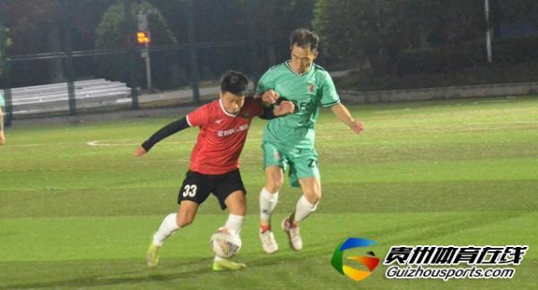 银利·星耀FC(A队)3-2 0856 李柯取得进球