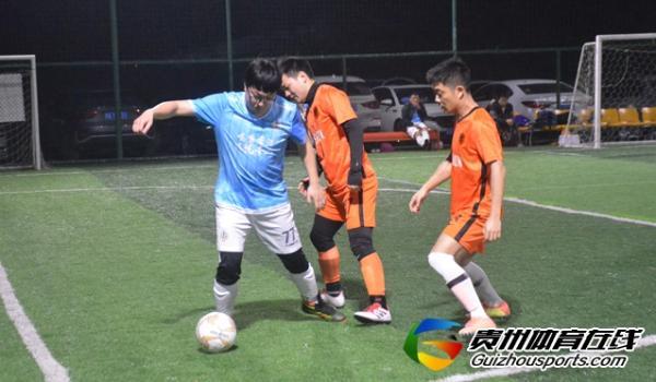 魅力之夜2020赛季7人制足球冬季联赛 悦千山5-2ManShow