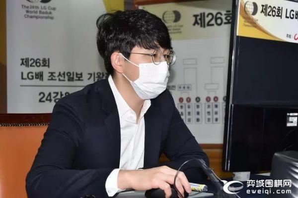 LG杯元晟溱金志锡陈祈睿晋级 1日陶欣然VS申真谞