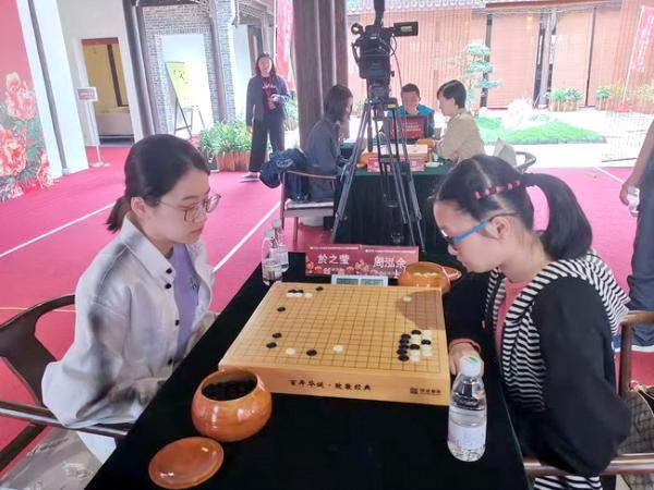 第九届女子围甲第一阶段结束 两支上海队表现抢眼
