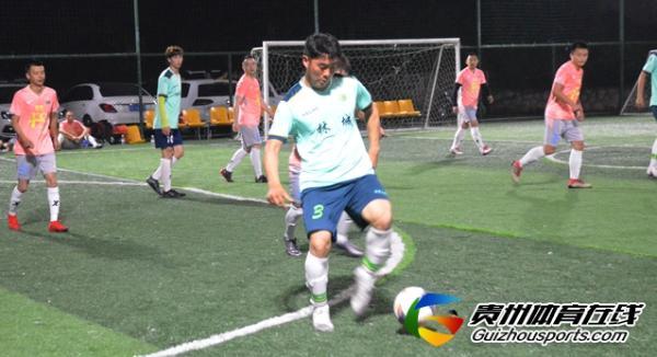 魅力之夜2021赛季7人制足球夏季联赛 FS5-2林城