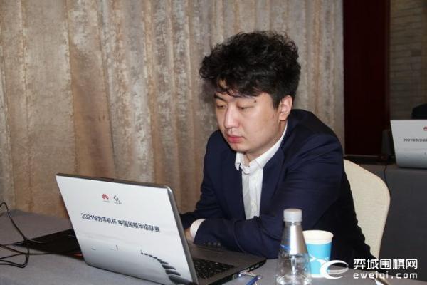 正直播围甲第三轮 中韩第一人PK 柯洁执黑对申真谞