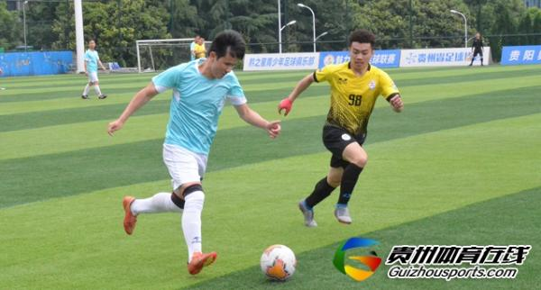 印象黎平0-2绿茵兄弟2008 殷翎梅开二度