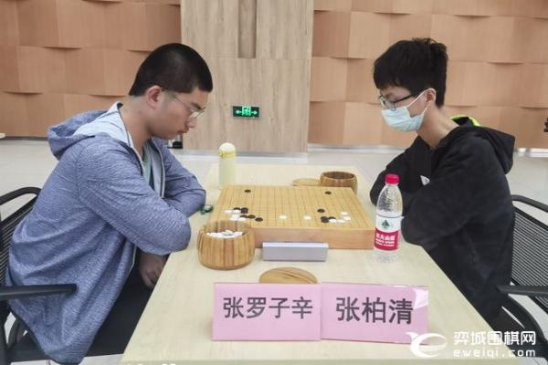 新人王赛新初段淘汰周泓余 屠晓宇王星昊等进八强