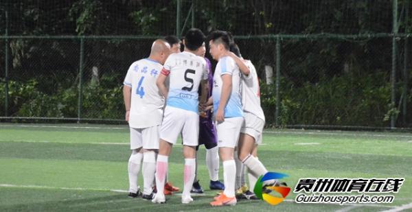 魅力之夜2021赛季7人制足球夏季联赛 三班10-4云上未来