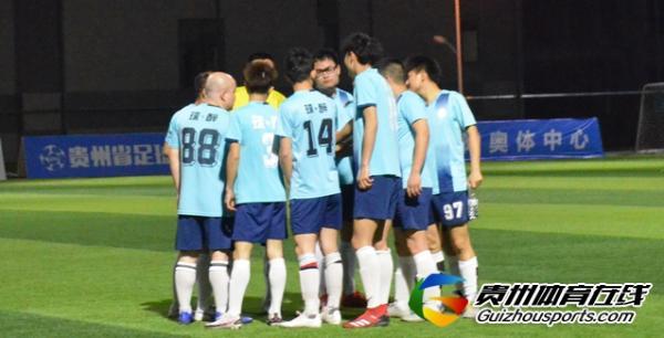 黔灵FC4-3球醉 王典龙梅开二度