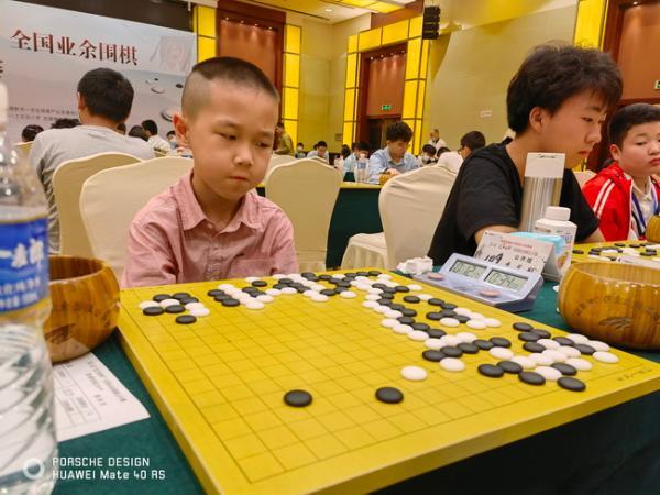 第五届过百龄杯全国业余赛开幕 178位棋手竞逐棋王