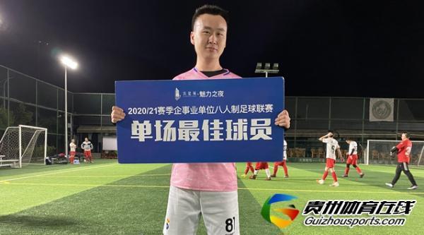 铁建城2020/21赛季企事业单位八人制 黔中荣源2-3贵阳皇马