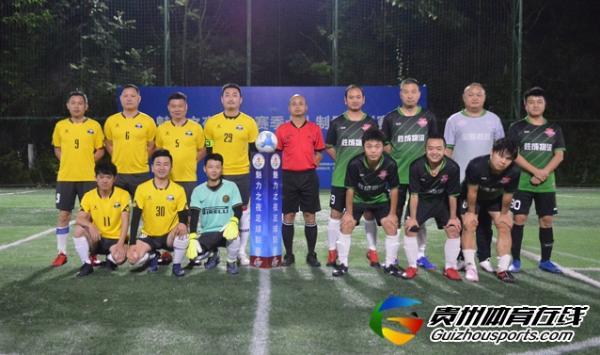 魅力之夜2021赛季7人制足球夏季联赛 嘿!兄弟4-6黔锋