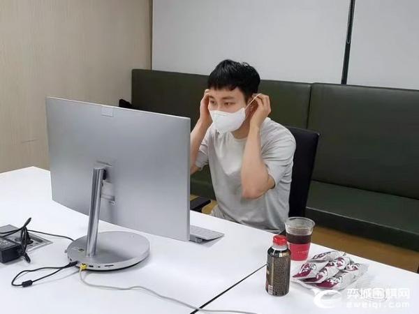 2021中韩弈城超级循环赛开幕 首局朴廷桓力胜辜梓豪
