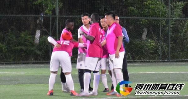 魅力之夜2021赛季7人制足球夏季联赛 云上未来4-8伙伴