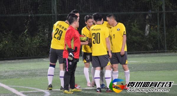 魅力之夜2021赛季7人制足球夏季联赛 嘿!兄弟0-6星客多·风云
