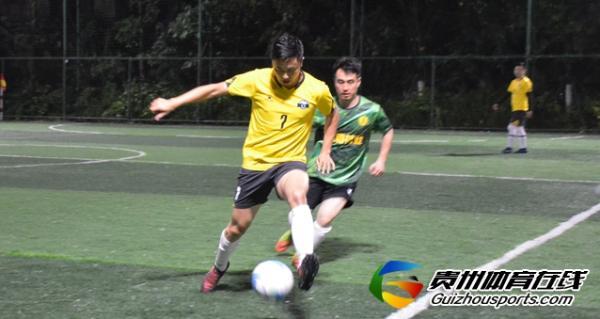 魅力之夜2021赛季7人制足球夏季联赛 风升FC2-7嘿!兄弟