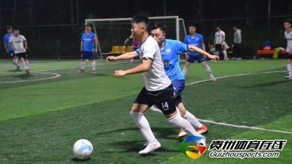 魅力之夜2021赛季7人制足球夏季联赛 笑沧海4-6大远商砼