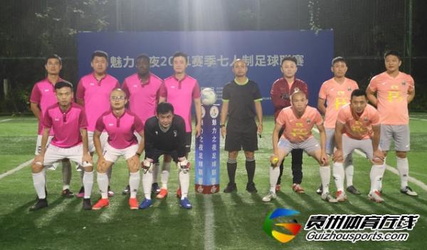 魅力之夜2021赛季7人制足球夏季联赛 FS3-3伙伴