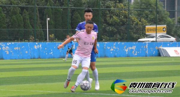藤酿·黔灵FC4-0云上工程 姚深洋梅开二度