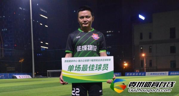 福电98二队1-3黔锋 王鹏程进球获评最佳
