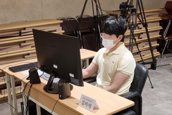 正直播围甲第6轮 芈昱廷VS申真谞 杨鼎新VS朴廷桓