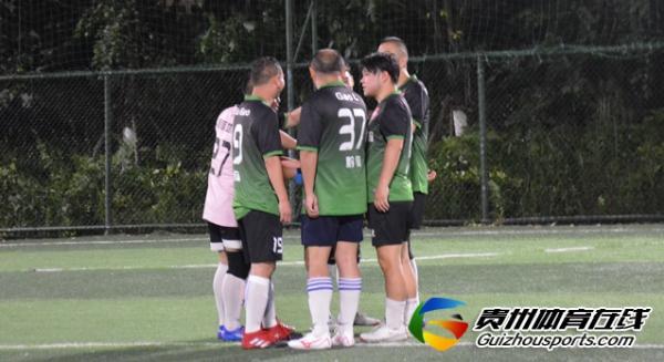 魅力之夜2021赛季7人制足球夏季联赛 星客多·风云6-2黔锋