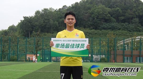 银利·星耀FC(B队)3-5西江传说 雷森梅开二度