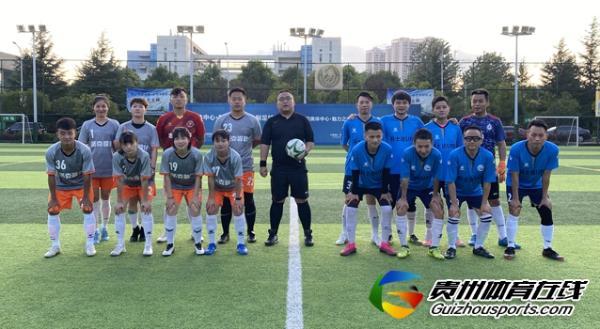 贵阳市企事业单位八人制 联众科创3-2諾克设计女队