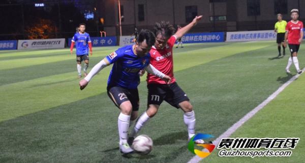 0856 3-1红润化工 李仁杰取得进球