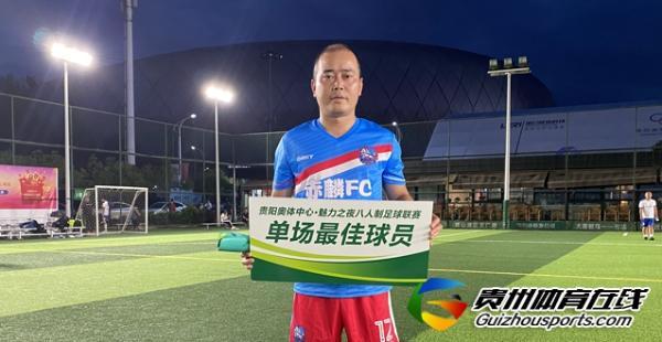 贵阳市八人制足球乙级联赛 赤麟FC2-1黔西Mei文化